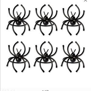 Halloween Spider napkin holder